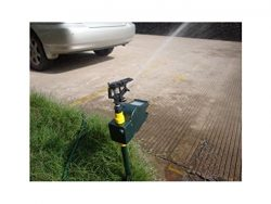 TechPier Motion Activated Sprinkler